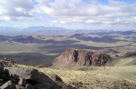Mojave National Park